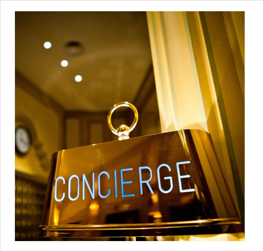 photo of Concierge Department